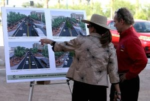 Open house details Arizona Avenue project