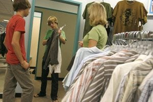 E.V. moms have distinct strategies for buying kids clothes 