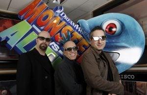 'Monsters vs. Aliens' gets 3D Super Bowl promo