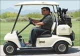 Entrepreneurs add air conditioning to golf carts