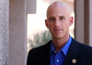 Pinal County Sheriff Paul Babeu