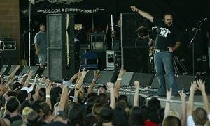 Valley takes over Warped Tour 2006