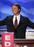 Edwards talks tough at Democratic convention 