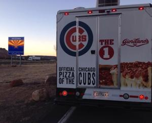 Giordano's Food Truck