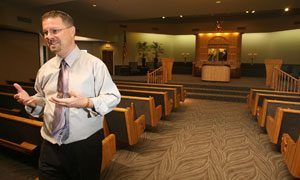 Jewish congregation to mark High Holy Days on renovated campus