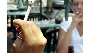 State smoking ban vote pushed