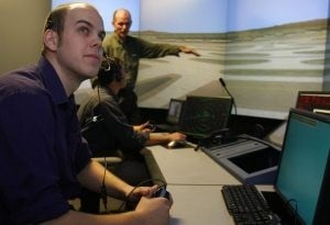 ASU gets gift of air traffic control simulator