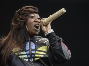 AP Source: Missy Elliott to join Perry for Super Bowl half
