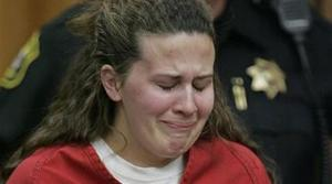 Crying Calif mom arraigned on murder, rape charges