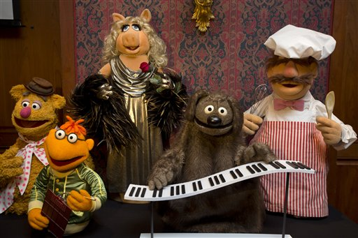 Smithsonian Muppets