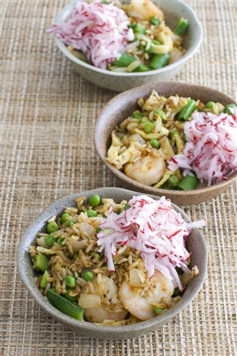 Food-Healthy-Fried Rice