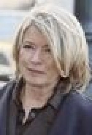 Martha Stewart pleads not guilty at trial