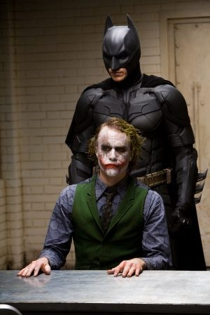 Can 'Dark Knight' compete with Oscar heavyweights?