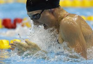 London Olympics Swimming