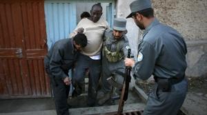 Police: 10 dead in attack on U.N. in Kabul
