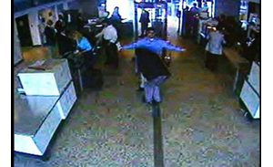 Video shows 9/11 hijackers' security check