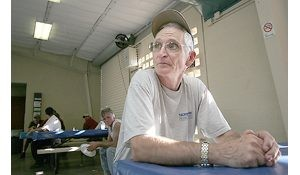 Centers offer homeless refuge from heat
