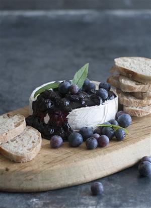Food 10 Things Blueberries
