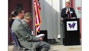 U.S. Customs office opens at Williams Gateway