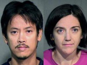 Chandler couple plead guilty of child abuse