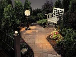 House to Home: Several options light external paths in landscaping
