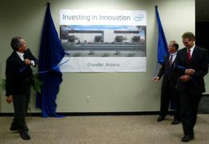 Intel CH8 Building