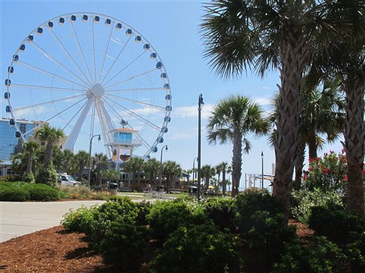 Travel-Trip 5 Free Things-Myrtle Beach