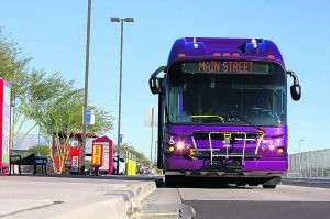 Mass transit catching on in Mesa