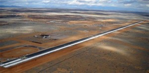Questions raised about Spaceport firm's NM ties