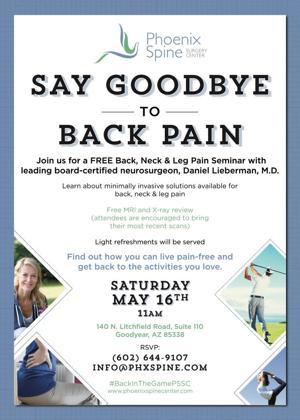 Pain seminar