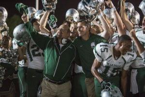 'When the Game Stands Tall' gets it right, says Higley's Zubey