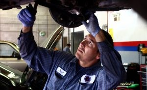Auto repair on the rise