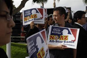 Arizona protest
