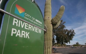 Mesa's Riverview Park