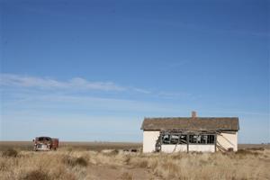 Travel Trip-Oklahoma Panhandle