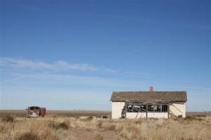 Travel Trip-Oklahoma Panhandle