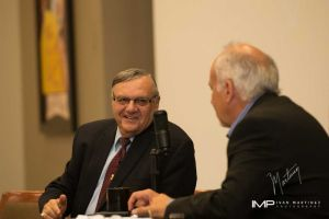 Joe Arpaio, Mark Cordes