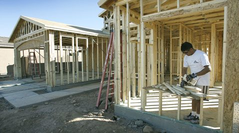 Tax credit extension thrills E.V. homebuilders