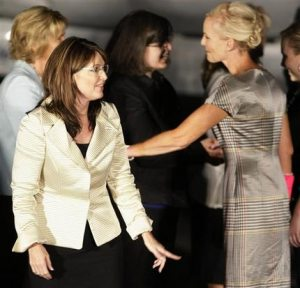 Day of stunning Palin disclosures