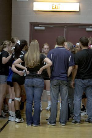 O'Connor vs. Hamilton Volleyball 11/9/2013
