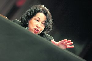 Sotomayor nomination signals racial agenda