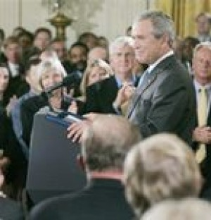 Bush acknowledges secret CIA prisons
