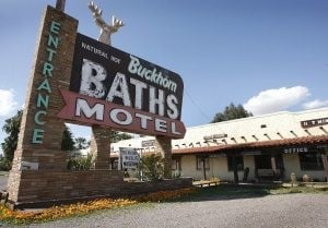 Mesa's Buckhorn Baths on endangered list