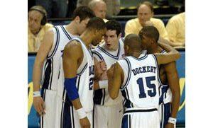 Duke, UConn top NCAA men's basketball field