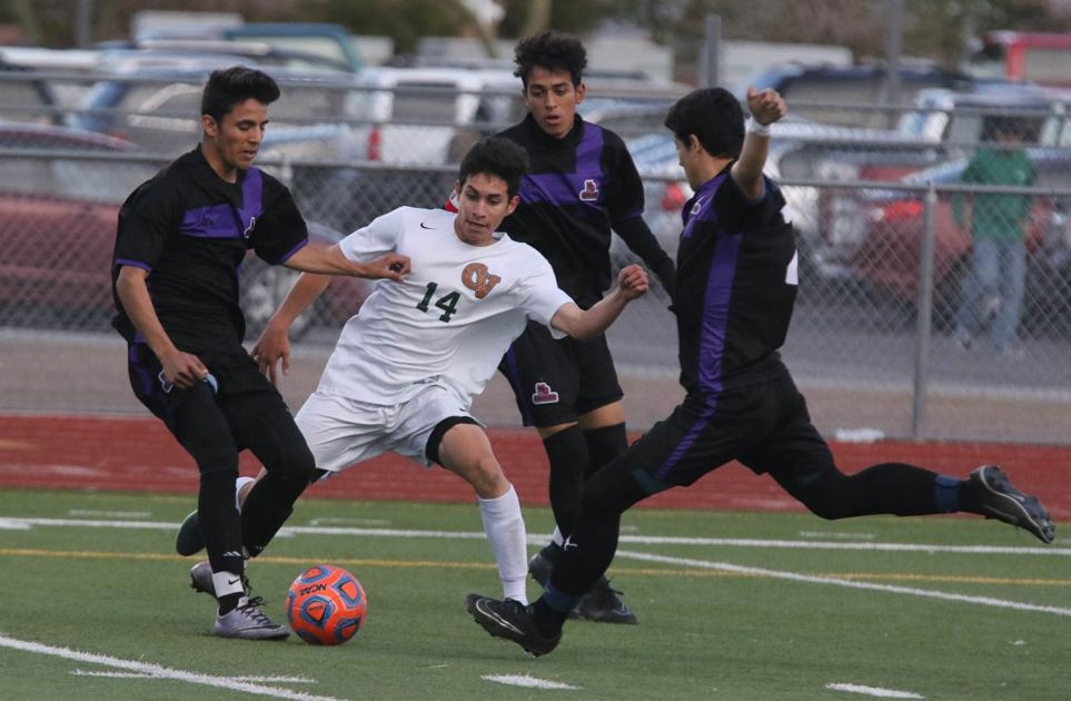 Boys state soccer: Campo Verde comes up short in title bid
