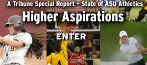 Higher aspirations: Special report on ASU athletics