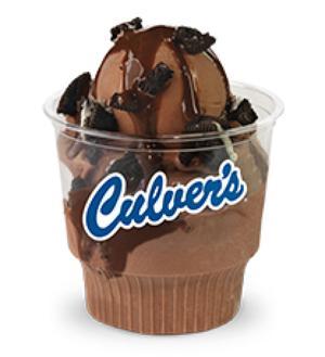 Culver's sundae