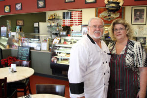 Dining Out With: Apple Dumpling Cafe