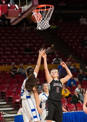 Hamilton Vs Mesquite Girls Basketball