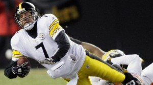 Browns sack Roethlisberger, Steelers